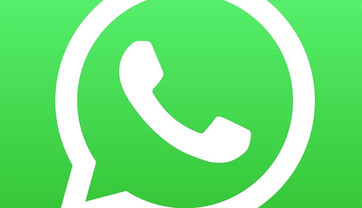 Funzione Whatsapp chat in alto