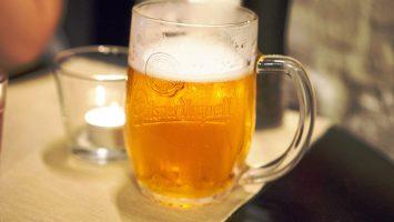 Birra antidolorifico