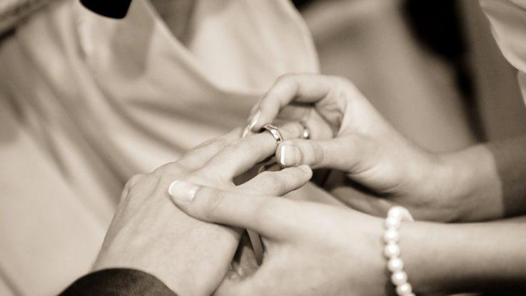 Chiara Ferragni sulle nozze