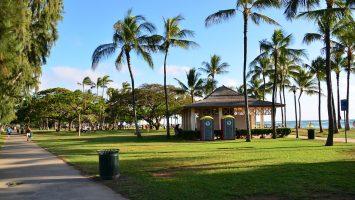 Fedez e Chiara alle Hawai