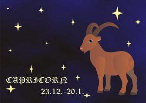 Oroscopo Capricorno fine settimana amore