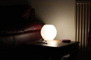 Illuminazione salva casa piccola