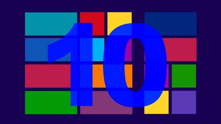 Windows 10 novità