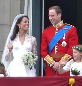 Anniversario matrimonio reale
