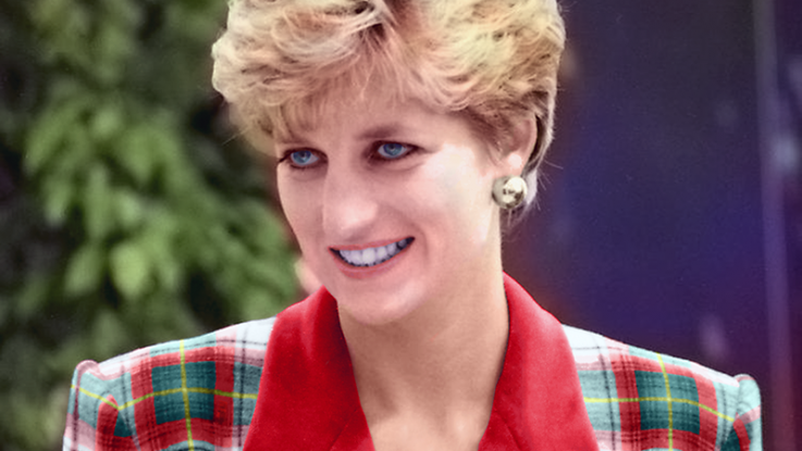 Lady Diana lettera