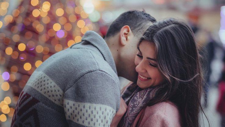 Combattere lo stress con il bacio