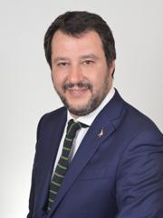 Matteo Salvini uomo