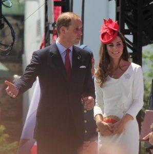 William e Kate coppia d'oro